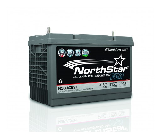 NorthStar Pure Lead AGM Batteries Now Available Through PACCAR Parts