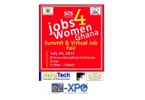 Virtual Workforce Job Fair in Ghana