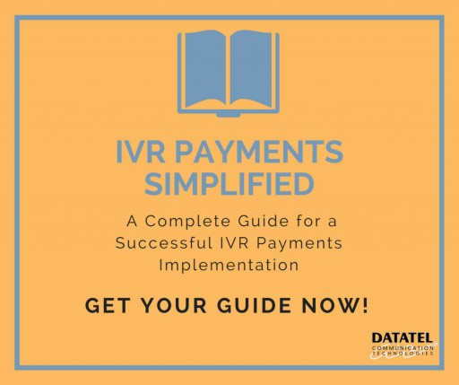 New Guide Helps Organizations Successfully Implement IVR Payments
