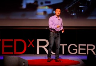 Scott Amyx Speaking at TEDx on Strive: How Doing the Things Most Uncomfortable Leads to Success