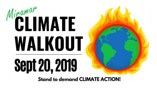 Local 'Climate Walkout' is Happening This Friday, Inspired by the Worldwide Youth Movement to Fight the Climate Crisis
