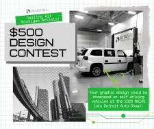 Vehicle Wrap Design Challenge
