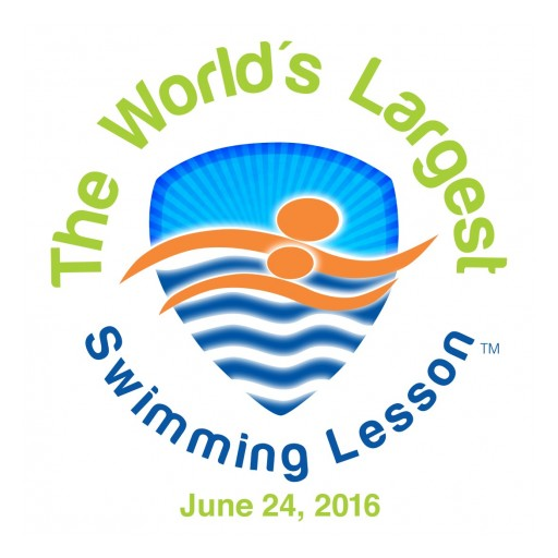 Be a Part of the World's Largest Swimming Lesson  on June 24 at Glenwood Hot Springs