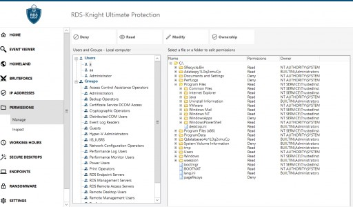 RDS-Knight: Announcing 4.3 Release to Set Permissions in Minutes