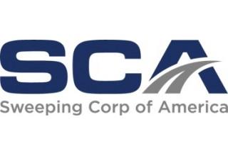 SCA Sweeping Corporation of America Logo