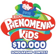 2018 Phenomenal Kids Logo