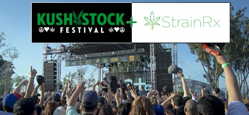StrainRx Joins Forces With KUSHSTOCK to Power 5th Cannabis Competition