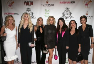 Housewives of Beverly Hills at 'Road to Yulin ... and Beyond' Premiere