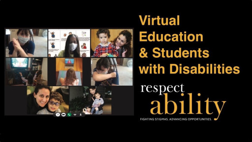 As School Break Begins, Disability Advocacy Nonprofit RespectAbility Releases New Virtual Education Guide to Help Students With Disabilities Succeed