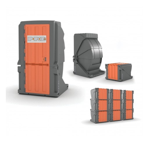 Advantage Engineering Inc.'s P-Pod Pops Up at PSAI 2019 Show as the Collapsible Mobile Sanitation Innovation of the Century