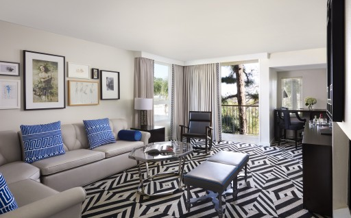 The Chamberlain West Hollywood Debuts Stylish Multimillion-Dollar Redesign