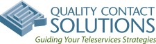 Quality Contact Solutions Logo
