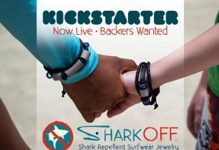Shark OFF Kickstarter Launch