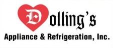 "Dolling's Appliance and Refrigeration Inc. Service States the Importance of Calling a ""Factory Authorized Service"" When Servicing Refrigeration or Appliances"