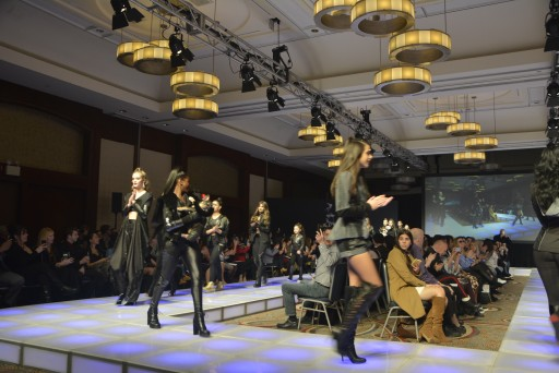 "The Couture Fashion Week NY 2018 Fall Collection is Back to Present a New Storm; Producer, Andres Aquino to Present ""Red Carpet Stars"" and World Class Performers"