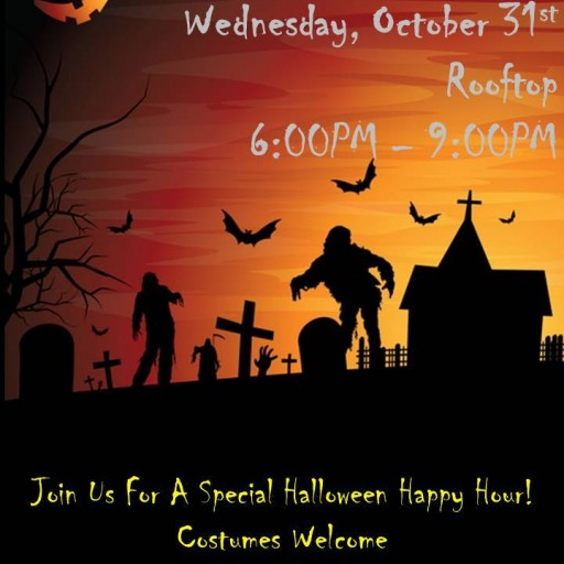TENTEN Wilshire Hosts a Haunting Halloween Happy Hour
