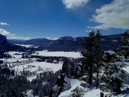 Hit the track: cross-country skiing in Pagosa Springs