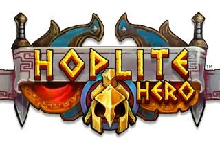 Hoplite Hero Logo