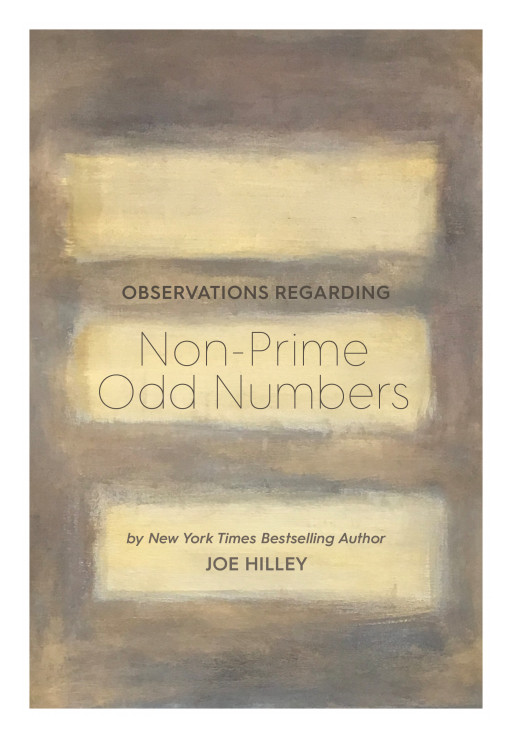 Publisher Announces New Book: 'Observations Regarding Non-Prime Odd Numbers'