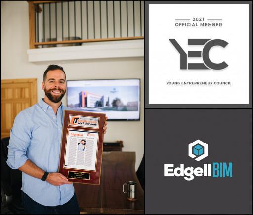 Shane Edgell Accepted Into Young Entrepreneur Council