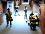 Pueblo D70 Active Shooter Exercise