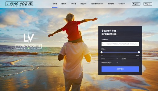 Sarasota Real Estate Company's Property Search Website Wins Top Honors