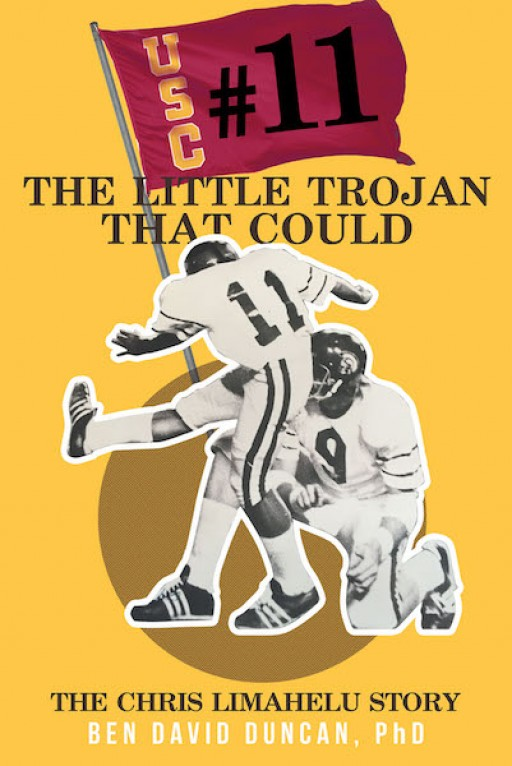 Ben David Duncan, PhD's New Book '#11 - USC's Little Trojan That Could,' Shares the Life of a Young Indonesian Immigrant and His Attempt to Establish His Name in USC Football Lore