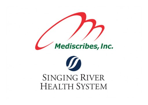 Mediscribes Selected by Singing River Health System as Dictation/Transcription Service Vendor