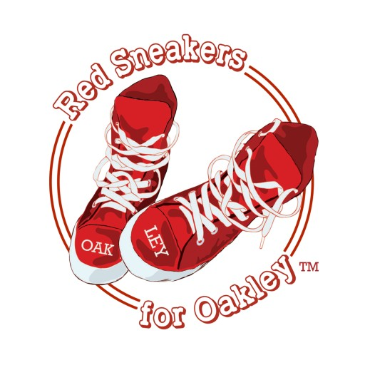 Red Sneakers for Oakley Celebrates 2nd Annual International Red Sneakers Day on May 20