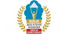 Gold 2021 Stevie Winner