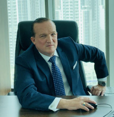 H.E. Dr. Raphael Nagel, Founder and Chairman of The Abrahamic Business Circle