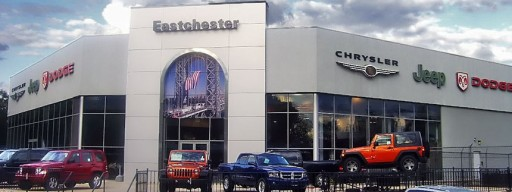 Eastchester Chrysler Jeep Dodge Ram Wins the 2017 Customer First Award for Excellence