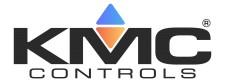 KMC Controls Logo