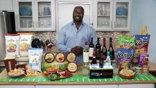Ovie Mughelli on Big Game Party Tips