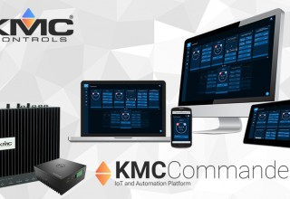 KMC Commander on devices