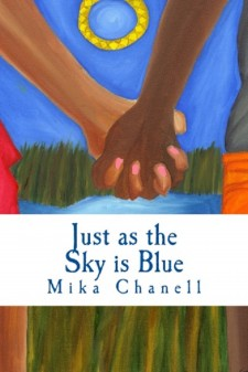 Just as the Sky is Blue Book Cover