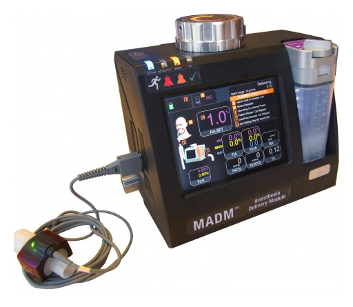 US Marine Corps Systems Command Awards Thornhill Research Inc. Contract for Field Anesthesia Systems