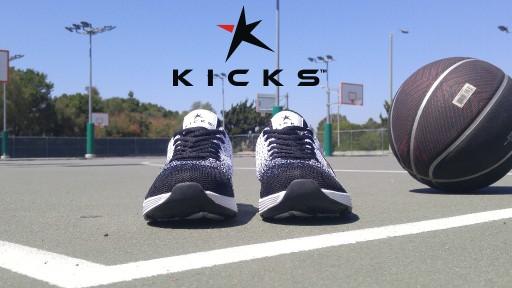 New Footwear Company - Kicks™ is Set to Launch on Kickstarter