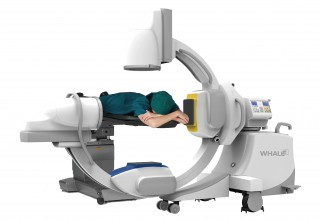 G-Arm Scanning Patient