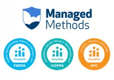 ManagedMethods FERPA Certified