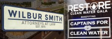 Wilbur Smith Presents Restore Clean Water Gala