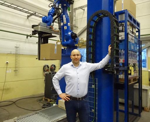 Yaskawa and Realtime Robotics Add Value to Automated Material Handling