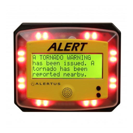 Alertus Technologies' Unified Mass Notification Products Now Available Through Convergint Technologies' GSA Schedule