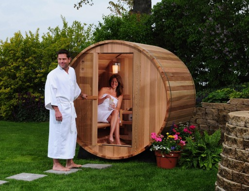 As Temperatures Drop, Sauna Sales Rise