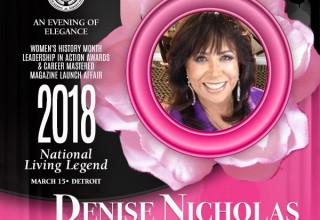 Legendary Denise Nicholas Named Career Mastered Living Legend