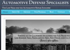 Bureau of Automotive Repair action, attorney