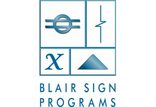 Blair Sign Programs logo