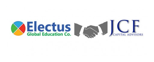 Electus Global Education Partners With JCF Capital Advisors for Series A