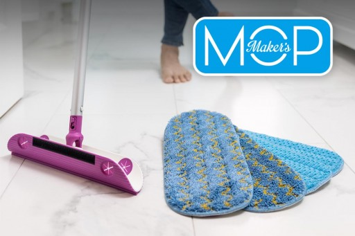 Cleaning Expert Melissa Maker Introduces Powerful New Maker's Mop — and It's Shaped Like a Taco