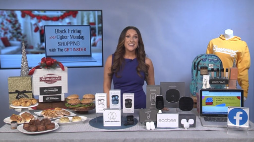 The Gift Insider Shares Gift Ideas With TipsOnTV Blog